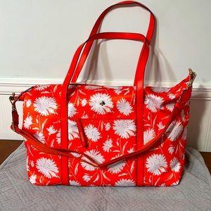 Kate Spade overnight bag NWT